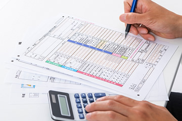 社会・労務保険事務代行 正確さと適切な管理をいたします